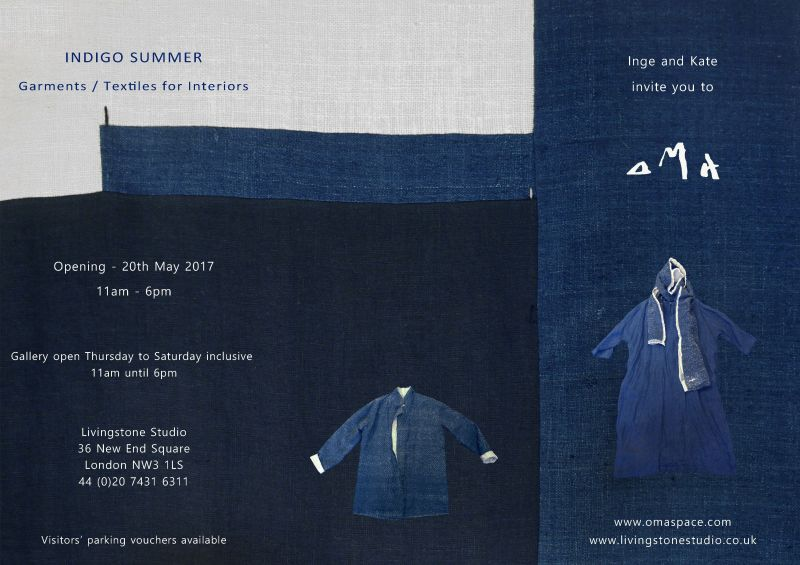 OMA indigo summer invi_London_lnge